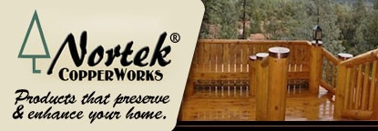 Nortek Copper Works deck